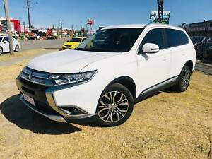 2016 Mitsubishi OutlanderZK MY17 LS Safety Pack Wagon 7st 5dr Spts Aut Kenwick Gosnells Area Preview