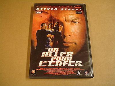 DVD / UN ALLER POUR L'ENFER ( STEVEN SEAGAL )
