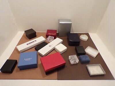 Lot Of 19 Used Gift Boxes Selling Supplies Packing Supplies
