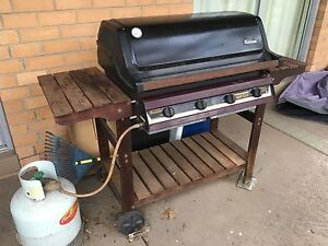 Rinnai Kleenheat Caravel hooded  BBQ Templestowe Lower Manningham Area Preview
