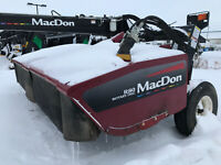 Macdon R80 - 13ft Pull-Type Disc Mower Conditioner Brandon Brandon Area Preview