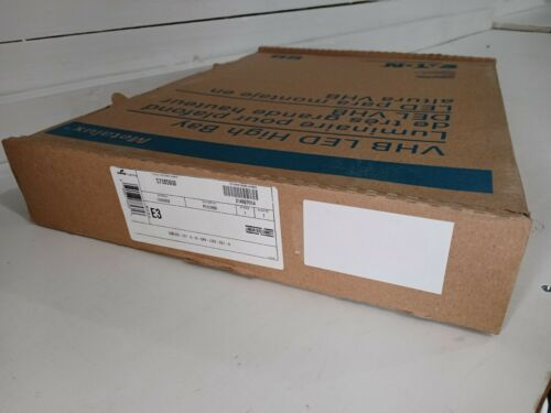 NEW COOPER METALUX EATON VHBLED-LD1-9-W-UNV-L850-CD1-U High Bay LED Luminaire