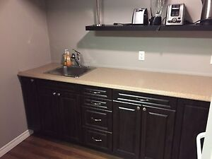 Complete inlaw or rental suite kitchen package