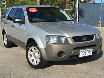 2007 FORD TERRITORY TX WAGON WITH ONLY 86300kms East Rockingham Rockingham Area Preview