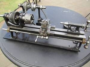 Small watchmakers lathe for sale Flagstaff Hill Morphett Vale Area Preview