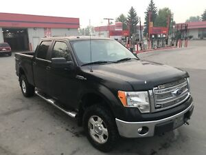 2014 FORD F-150 SÚPER CREWCAB XLT , DEALER MAINTENANCE