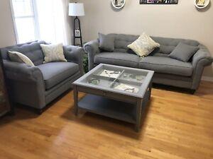 Living room set / living room furniture / sofas
