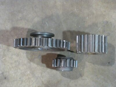 Good Used Slow First 1st Gear Set For Mccormick Farmall F-20 Tractor