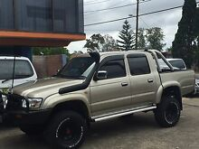 Hilux SR5 4x4 turbo DEISEL may swap Parramatta Parramatta Area Preview