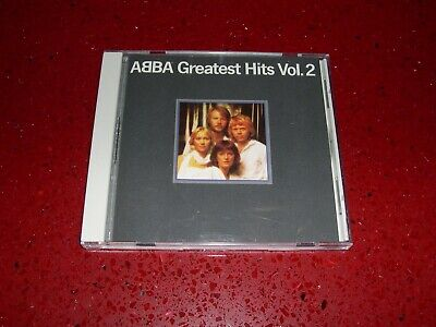 ABBA GREATEST HITS VOLUME 2 CD