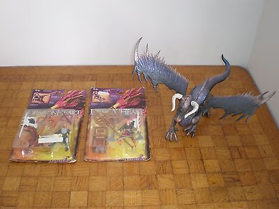 dragonheart lot kenner / hasbro 1996 vintage