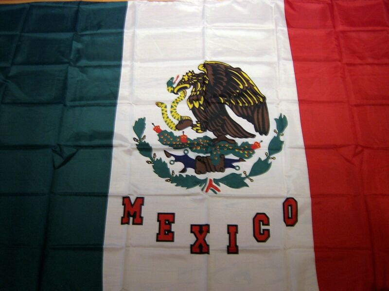 Mega Mexican Flag 4