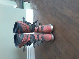 size 10 dirtbike boots