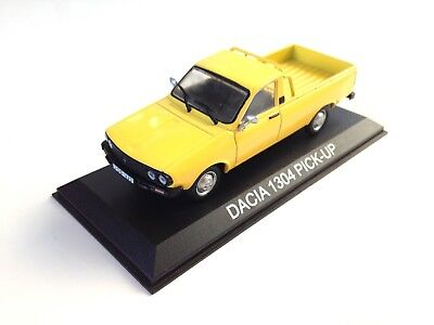 Used, DACIA 1304 PICK UP SIMILAR RENAULT 12 - 1:43 DIECAST MODEL CAR USSR BA23 for sale  Shipping to United States