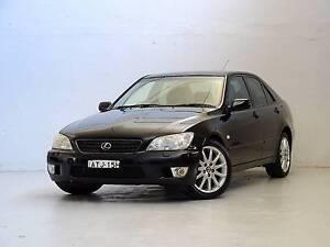 2003 Lexus IS300 Sedan SPORTS LUXURY AUTO Wickham Newcastle Area Preview