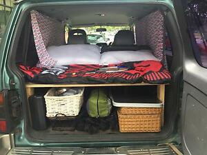 Very clean 4x4 Mitsubishi / long REGO/ full camping equipped Sydney City Inner Sydney Preview