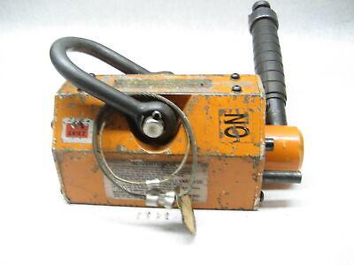 Eriez Safehold Rpl-11 Permanent Lift Magnet 1100 Lbs Lifting Mag Crane Hoist