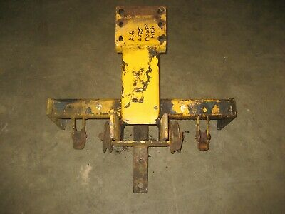 Kubota L225 Mower Bracket Hitch Ms037