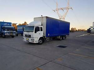 Logistics truck with comtract sale Prestons Liverpool Area Preview