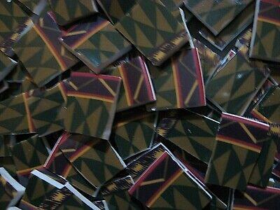 Sasaki Oasis Broken Mosaic China Plate Tiles #2
