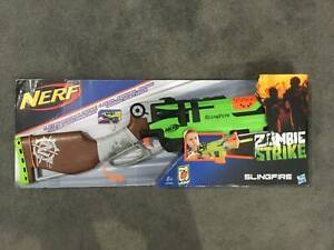 *BRAND NEW IN BOX* NERF SLINGFIRE (AWESOME CHRISTMAS PRESENT)