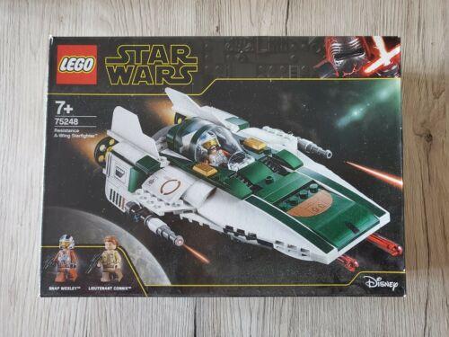 ☆ LEGO® Star Wars 75248 Widerstands A-Wing Starfighter neuwertig ☆