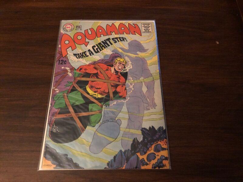 Aquaman 43 Fine-