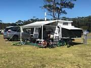 Jayco Expanda 2015 16ft poptop 16.49-1 (NO BUNKS) Flinders Shellharbour Area Preview