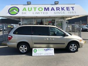 2007 Dodge Grand Caravan SE STOW-N-GO! FINANCE IT!