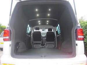 VAN LINING CARPET KIT SELF ADHESIVE VW TRANSPORTER T4 T5 KOMBI VIVARO TRAFIC