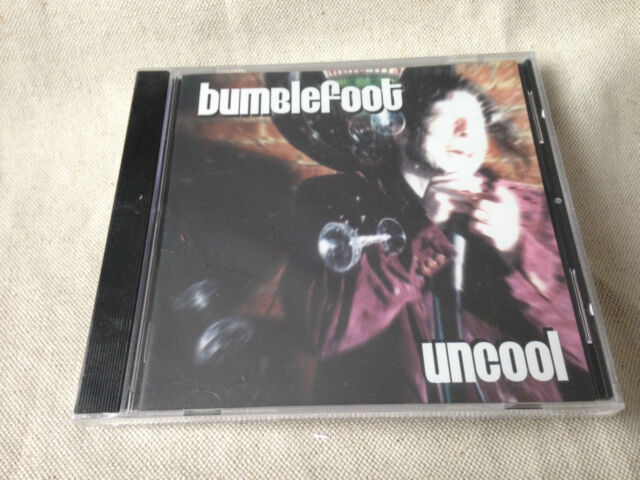BUMBLEFOOT - Uncool CD BRAND NEW & SEALED!