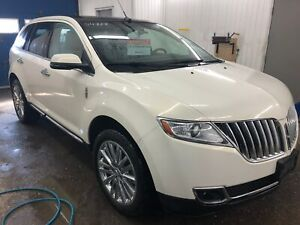 2013 Lincoln MKX AWD NAV CUIR TOIT PANORAMIQUE