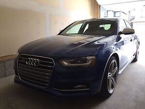 2015 Audi S4 Technik AWD - Low Mileage