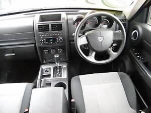 2009 DODGE NITRO (#1996) 4WD 2.8L DIESEL TURBO Moorabbin Kingston Area Preview