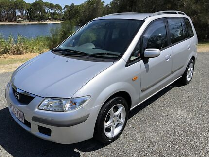 Roadworthy & 10 Months Registration Mazda Premacy 5dr Hatch Automatic Mermaid Waters Gold Coast City Preview