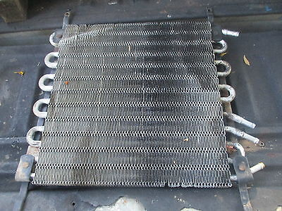 1977 White 2-105 6 Cylinder Diesel Farm Tractor Air Conditioning Condensor