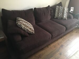 Couch - Big and comfy