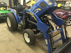 New Holland Boomer 30 HP