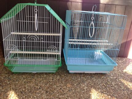 BRAND NEW small cage $25ea incl swing! Eftpos Available