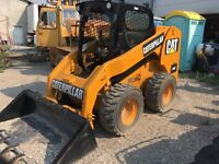 CAT  BOBCAT. IN MINT CONDITION 2000hours Calgary Alberta Preview