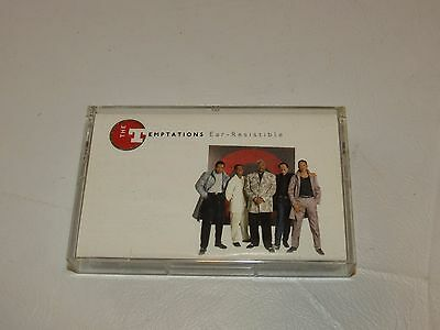 Ear: Resistible by The Temptations Motown Ill go Crazy Cassette tape RARE