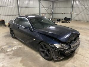 2007 E92 325i coupe REPAIRABLE WRITE OFF