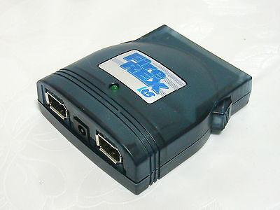 FR1SX / FireREX1 Firewire IEEE1394 Ultra SCSI Converter RATOC Systems [USA]Dc1