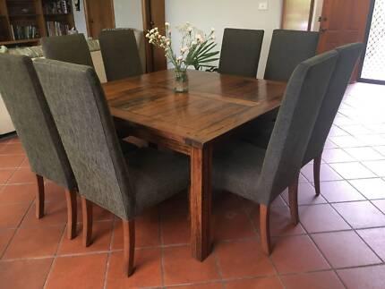 Dining chairs Casa Mia x 10