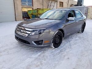 2012 Ford Fusion AWD 118K