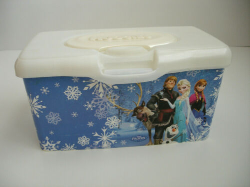 Disney FROZEN Huggies Wipes Container - Elsa, Olaf, Kristoff, Anna