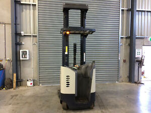Crown RR 5200 RR Series Reach Forklift Beresfield Newcastle Area Preview