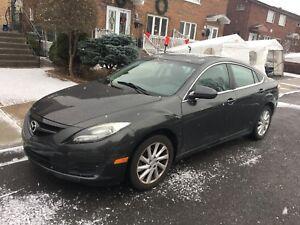 Mazda 6 GS 2012, tout équipé