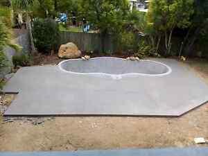 Dan's discount concreting Beenleigh Logan Area Preview