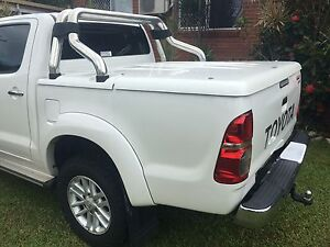 Toyota hilux rear  tub. Lid can separate Earlville Cairns City Preview